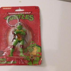 Teenage Mutant Ninja Turtles Keychain
